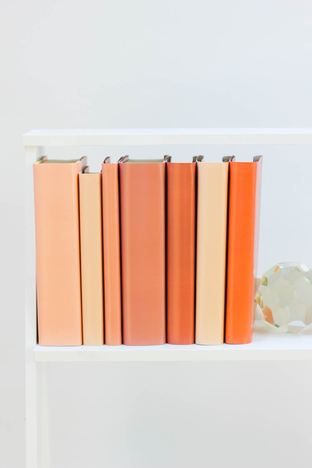Large and small nude books from nude book covers