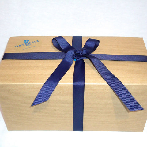Ortensia Blu Gift Box and Bow
