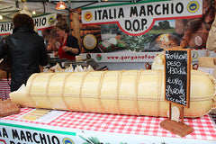 Provolone Cheese at Bardolino Grape and Wine Festival