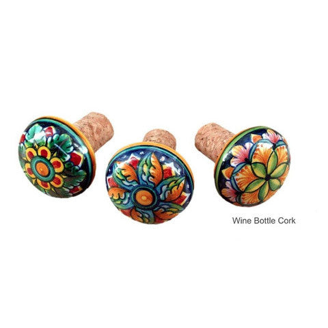 Wine Bottle Corks, Stoppers, Pourers
