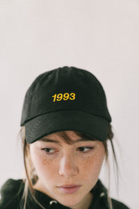 Black 1993 Edition Hat