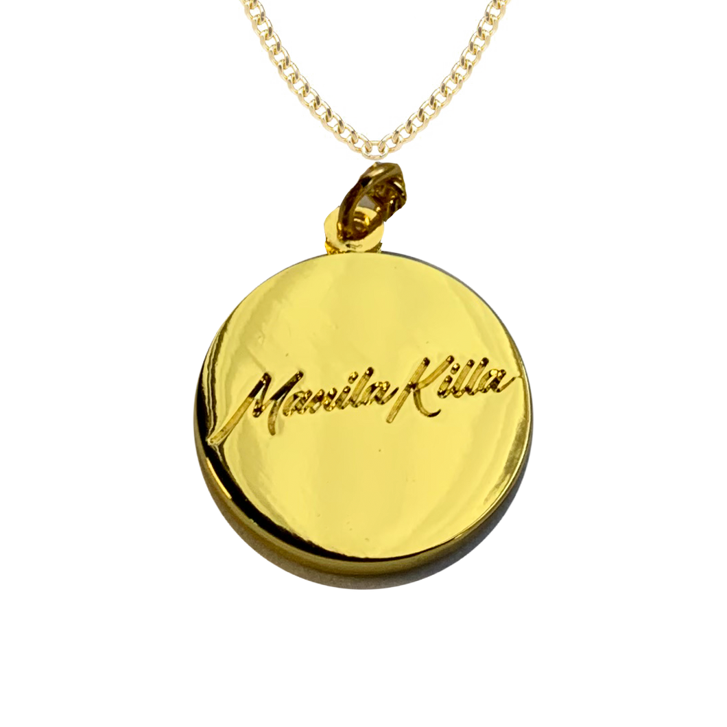 Limited Edition Manila Killa Necklace