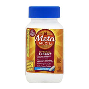 Metamucil Plus Calcium Fiber Supplement Capsules