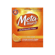 Metamucil Fiber Laxative Orange Powder Singles