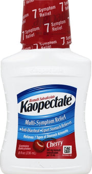 Kaopectate Multi-Symptom Relief Cherry Liquid 8 oz