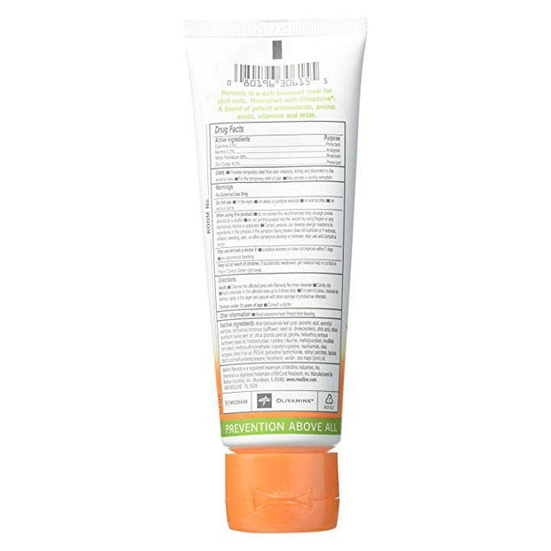 Remedy Olivamine Calazime Skin Protectant Paste