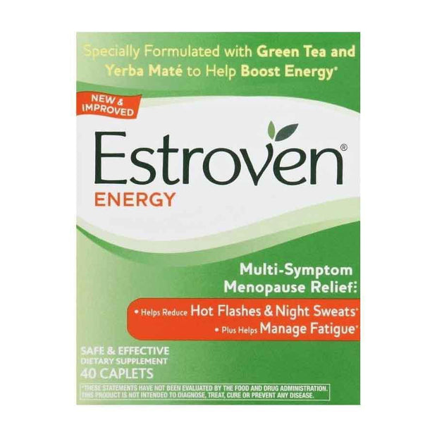 Estroven for Menopause Relief Energy Capsules