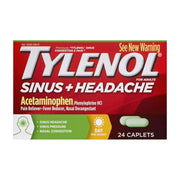 Tylenol Sinus + Headache Day Caplets