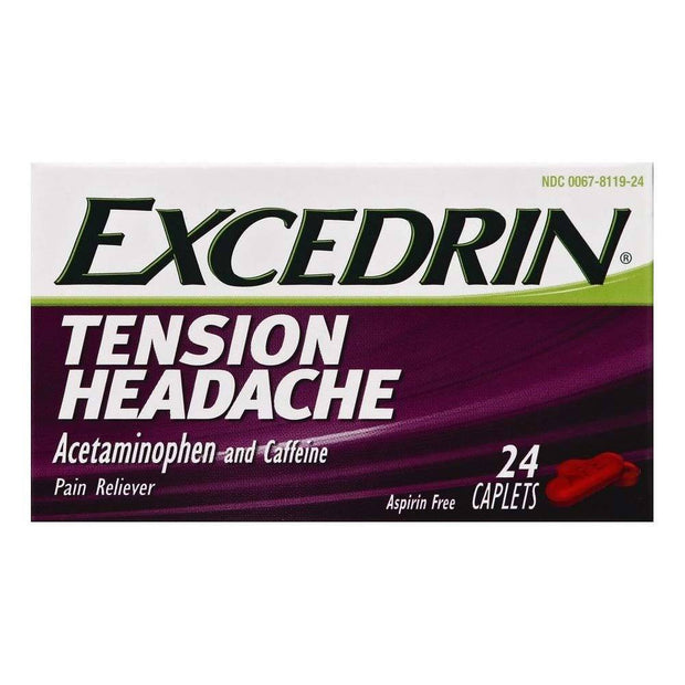 Excedrin Tension Headache Caplets