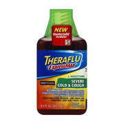 Theraflu Express Max Nighttime Severe Cold & Cough Berry Liquid