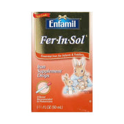 Enfamil Fer-In-Sol Iron Supplement Drops