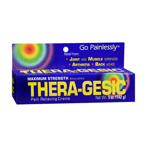 Thera-Gesic Maximum Strength Pain Relief Crème