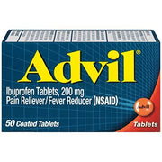 Advil Pain Reliever/Fever Reducer Ibuprofen Tablets