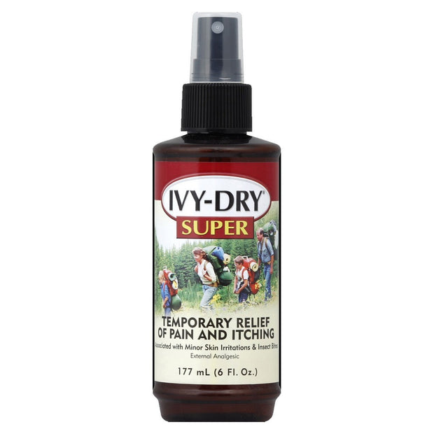Ivy Dry Quickly Relieves Itching Spray 6 oz