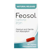 Feosol Iron Supplement 45mg Caplets