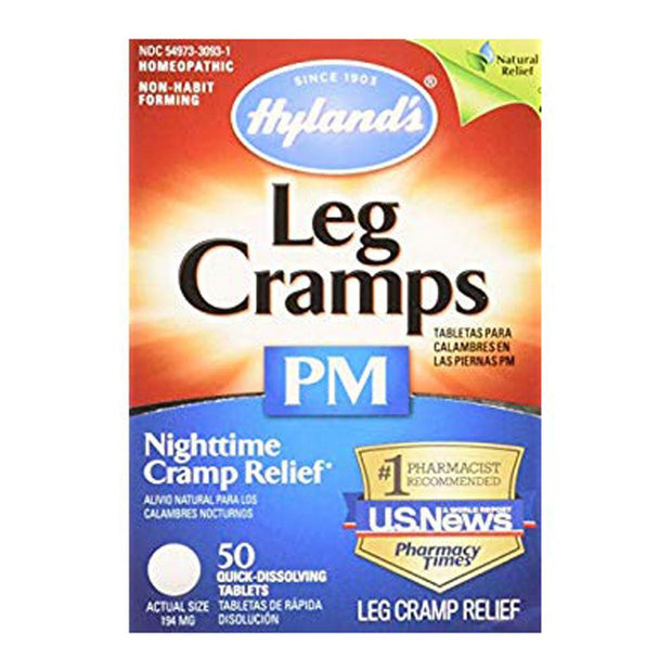 Hyland's Leg Cramps PM Quick Dissolving Tablets
