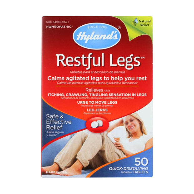 Hyland's Restful Legs Quick Dissolving Tablets
