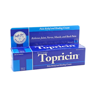 Topricin Pain Relief and Healing Cream
