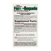 Ferro-Sequels High Potency Iron Supplement 65mg + Vitamin C Caplets