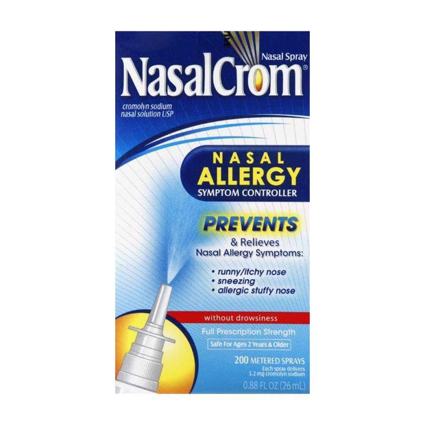 Nasalcrom Nasal Allergy Spray