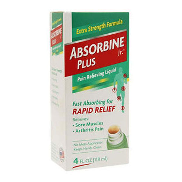 Absorbine Plus Jr. Pain Relief Liquid