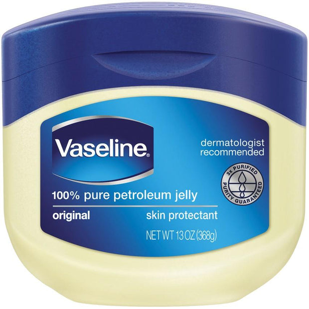 Vaseline 100% Pure Petroleum Original Jelly