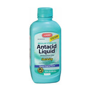 LEADER Antacid Anti-Gas Regular Strength Liquid 12 oz