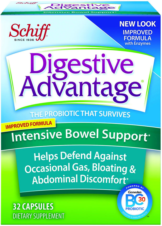 Digestive Advantage For Irritable Bowel Syndrome 32 ct