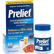 Prelief Acid Reducer Dietary Supplement Caplets