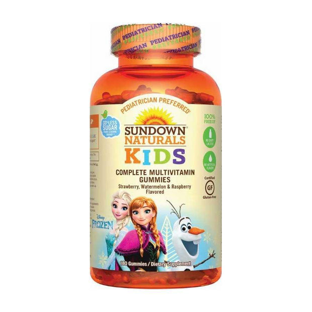 Sundown Naturals Kids Complete Multivitamin Gummies Frozen 60 ct