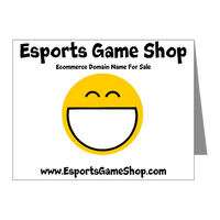 Esports Game Shop domain name for sale EsportsGameShop.com