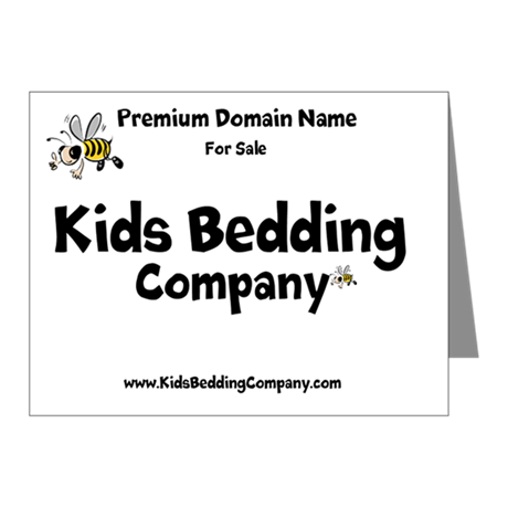 KIDS BEDDING COMPANY DOMAIN NAME FOR SALE KIDSBEDDINGCOMPANY.COM