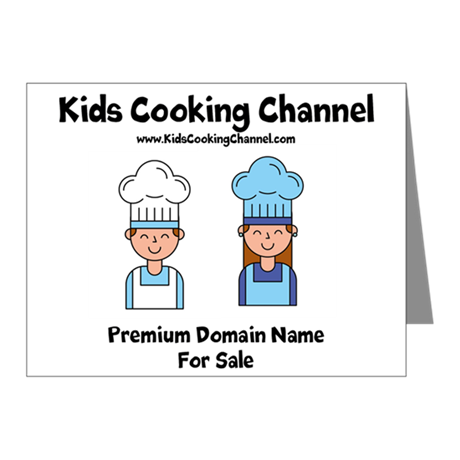 KIDS COOKING CHANNEL DOMAIN NAME FOR SALE KIDSCOOKINGCHANNEL.COM