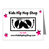 KIDSHIPHOPSHOP.COM KIDS HIP HOP SHOP DOMAIN FOR SALE