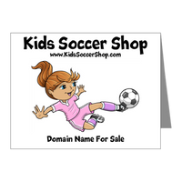 Kids Soccer Shop Ecommerce Domain Name For Sale KidsSoccerShop.com