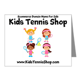 KIDS TENNIS SHOP PREMIUM DOMAIN NAME FOR SALE KIDSTENNISSHOP.COM