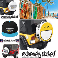 """Extremely Stoked"" Trademarked Lifestyle Brand Developed Domain Name ExtremelyStoked.com"
