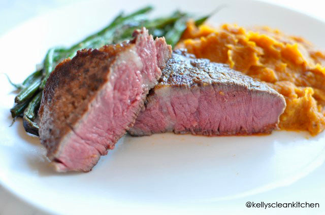 Recipe: How to Make The Perfect Filet Mignon with Kelly