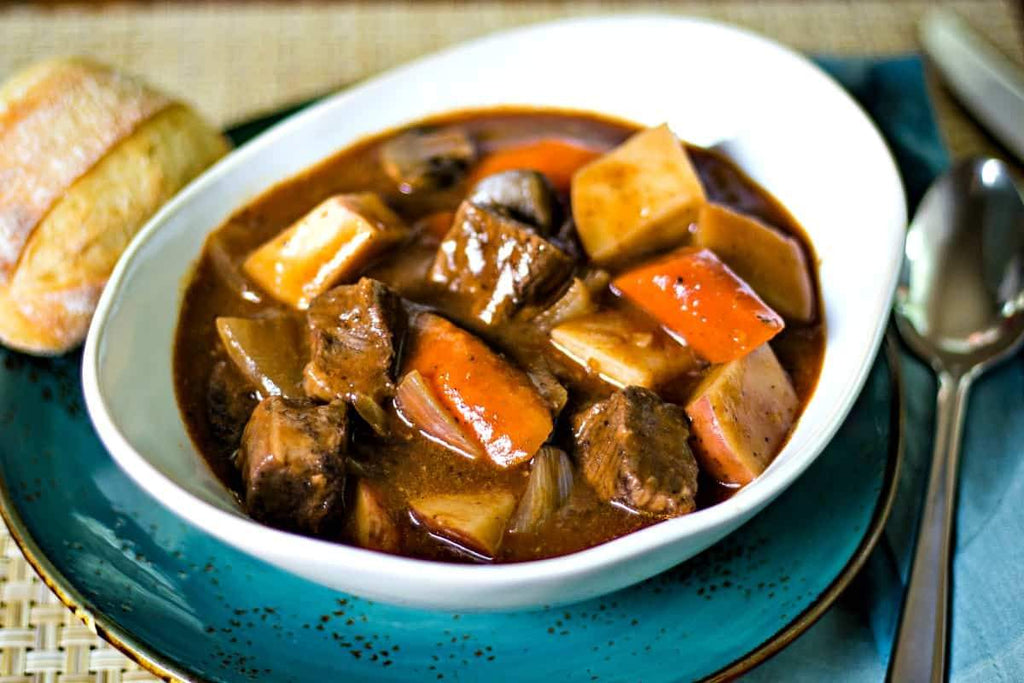 Recipe: Dutch Oven Beef Stew with Sheila