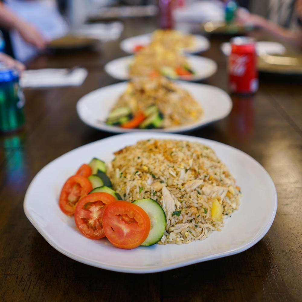 Event: Pineapple Chicken Fried Rice Cooking Class with Chef Hugo Miranda