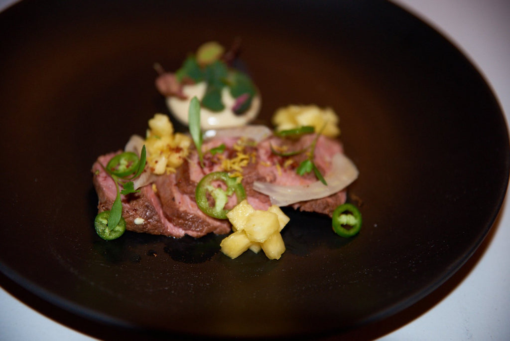 Bridge DTLA recap with Chef Nathan Santana of Preux and Proper
