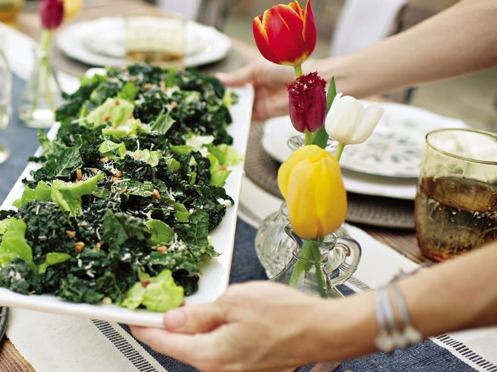 4 Really Easy, Healthy, Yummy Thanksgiving Sides for Busy Cooks