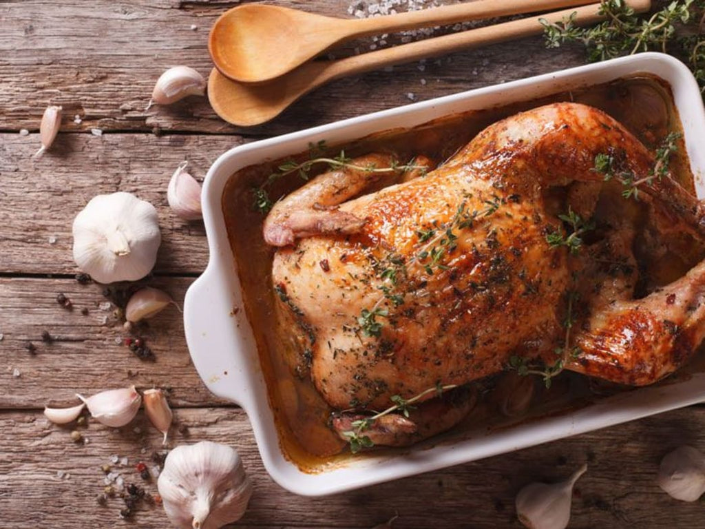 How To Cook Roast Chicken