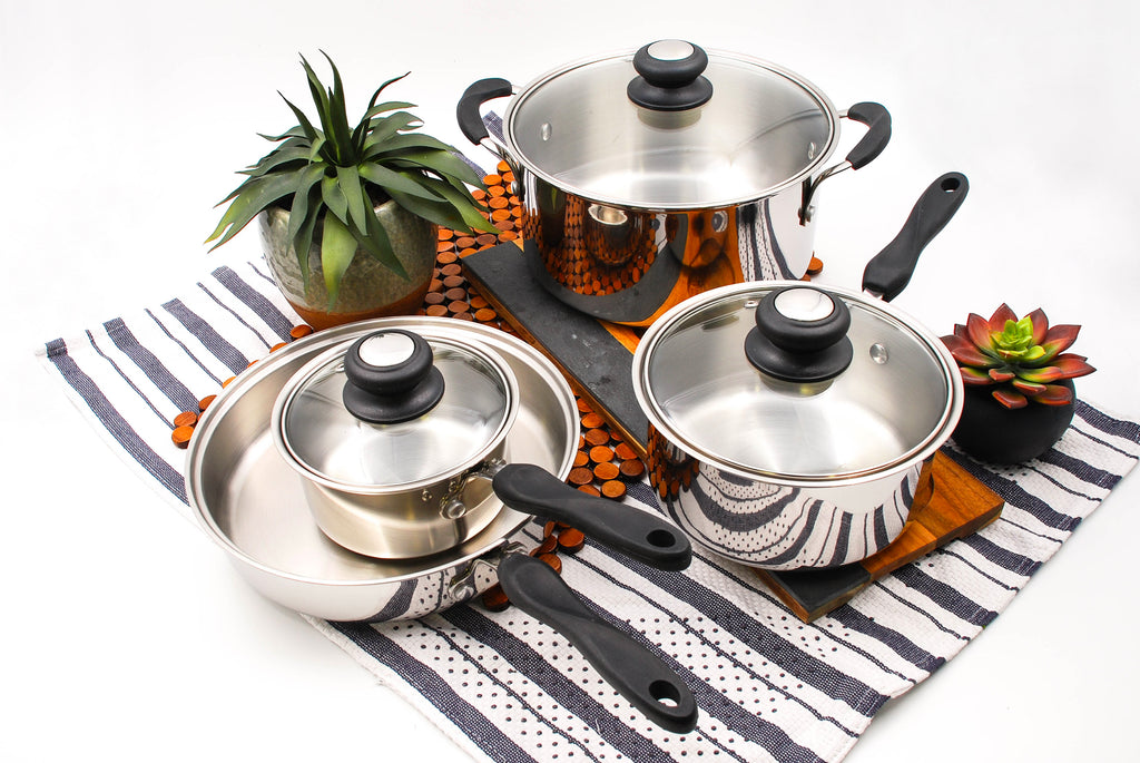 Saturn 350S Cookware Set 7pc