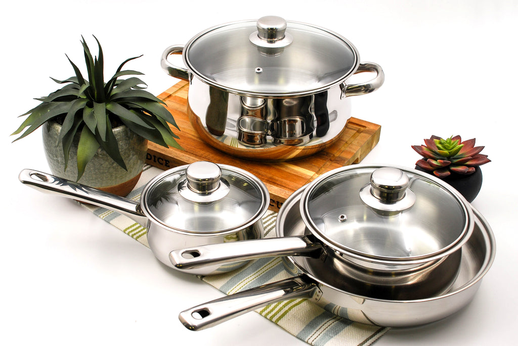 Mercury 250C Cookware Set 7pc