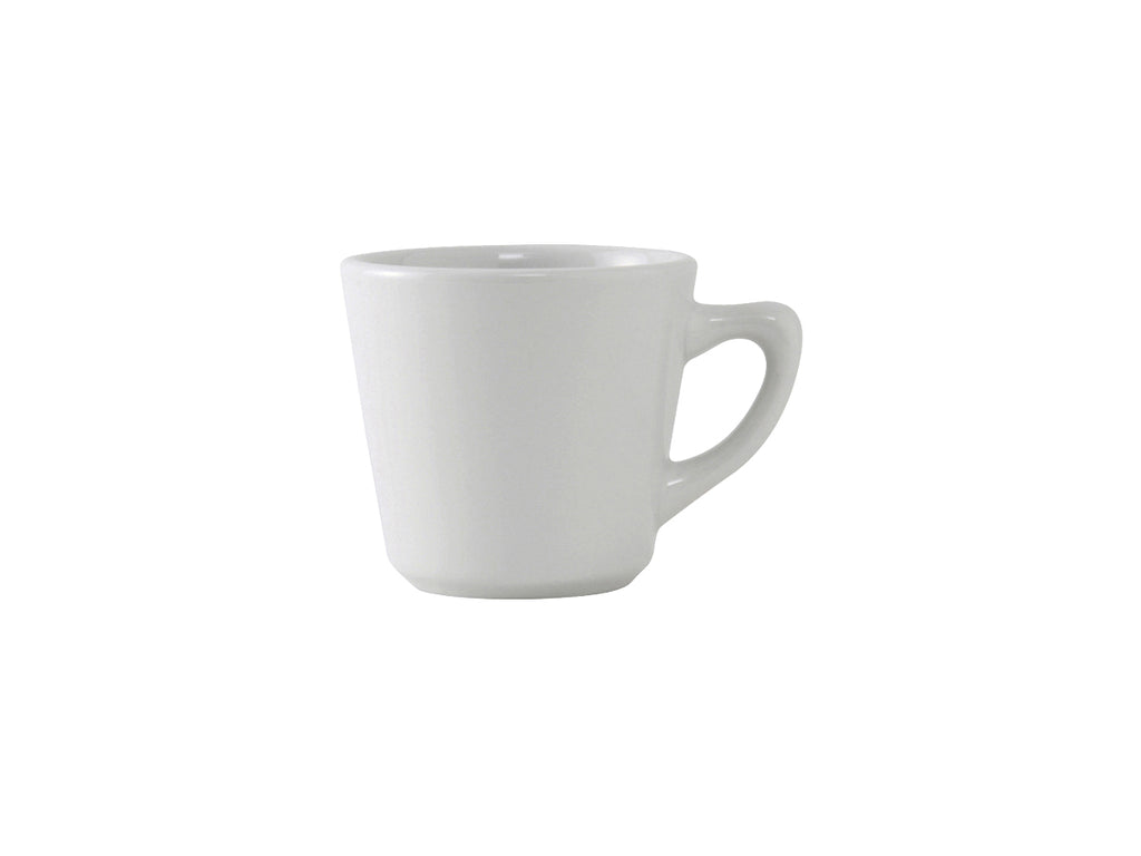 Alaska/Colorado Tall Cup 7-1/2oz - Porcelain White (Pack of 36)
