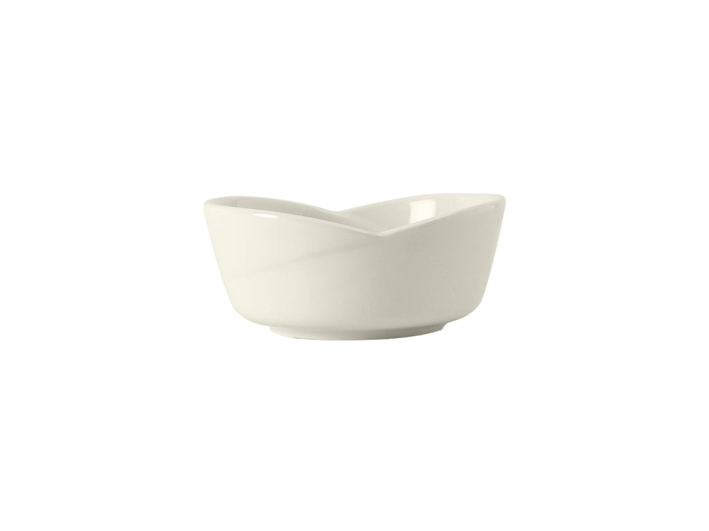 AlumaTux Stackable Bowl 10oz - Pearl White (Pack of 24)