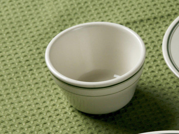Green Bay Striped Mini Bowl 8oz - Set of 4