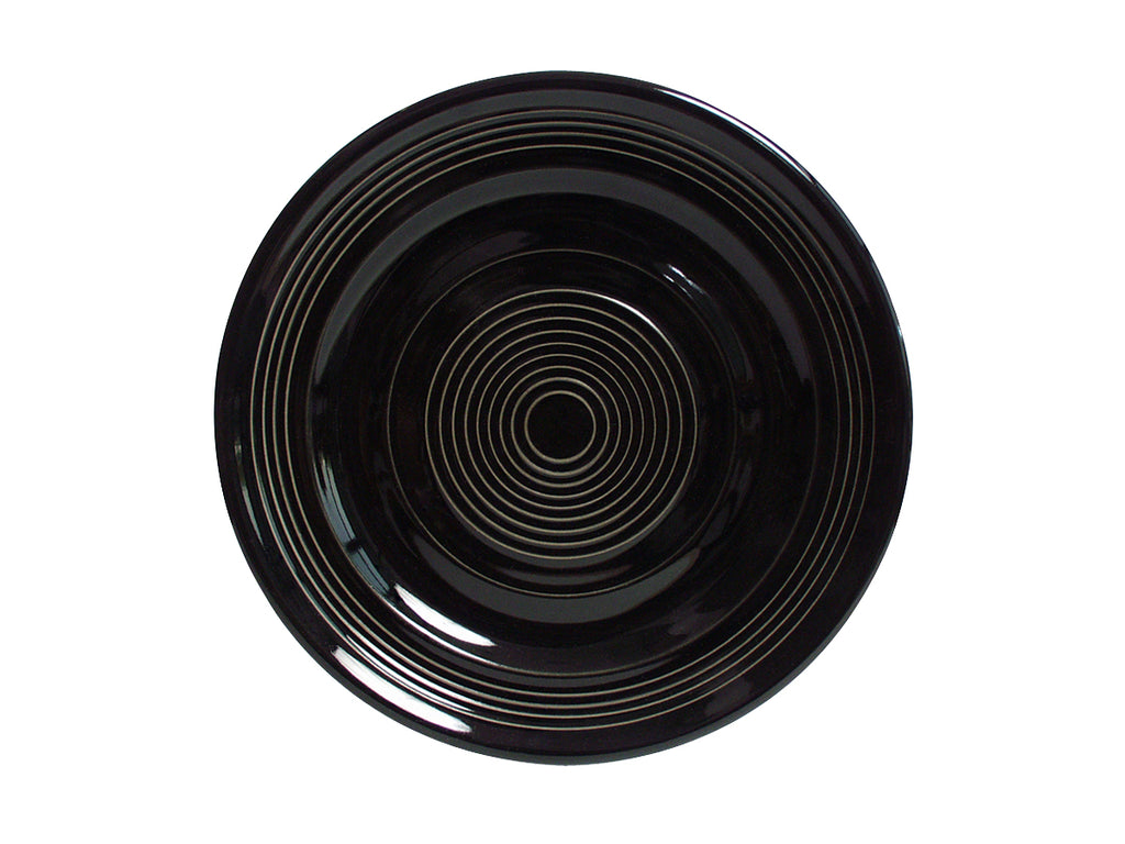 "Concentrix Round Plate 9"" - Set of 12 *SAMPLE SALE: see special terms in description*"