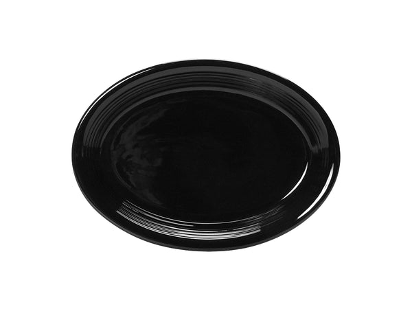 "Concentrix Oval Coupe Platter 9-3/4"" - Set of 12 *SAMPLE SALE*"